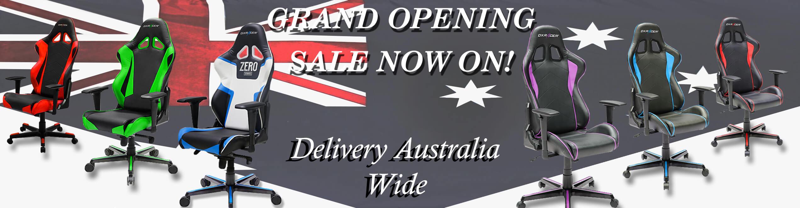 DXRacer in Australia